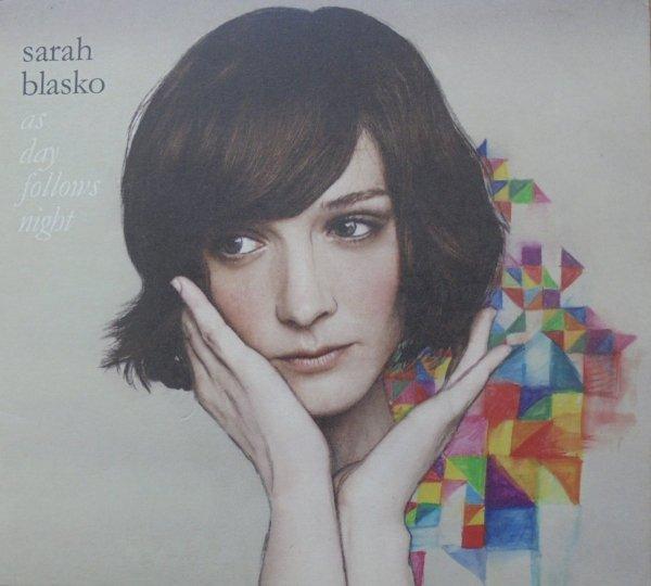 Sarah Blasko • As Day Follows Night • CD