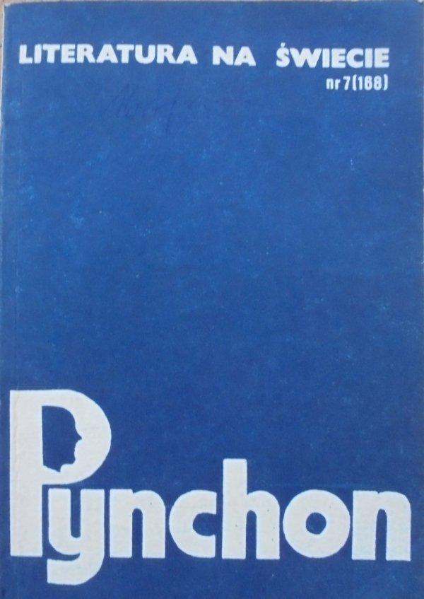 Literatura na świecie 7/1985 • Thomas Pynchon