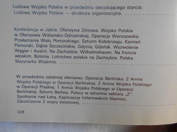Zygmunt Bielecki, Stanisław Komornicki • Wojsko polskie 1939-1945. Barwa i broń