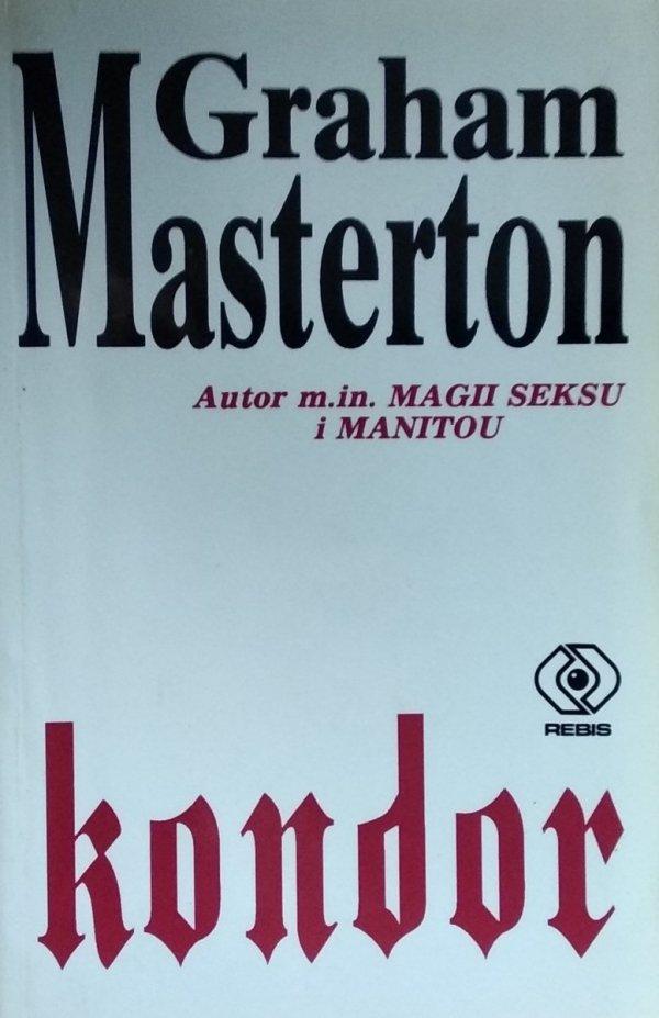Graham Masterton • Kondor
