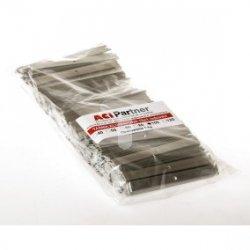 Taśma aluminiowa 10x1mm w odcinkach 100mm TALU10X1ODC100 /1kg ok. 37m/
