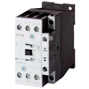 Stycznik mocy 25A 3P 230V AC 1Z 0R DILM25-10-EA(230V50H<br />Z,240V60HZ) 189913