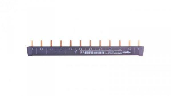 Szyna łączeniowa 1P 100A 16mm2 sztyftowa (12 mod.) A9XPH112