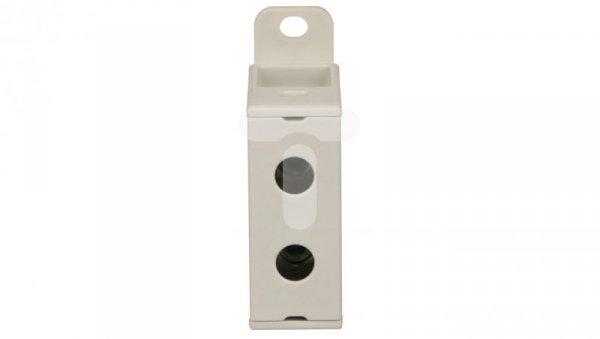Złączka szynowa 1-torowa 35mm2 szara ZGX-1x35 szara ENE-10406