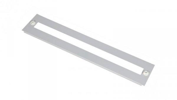 Osłona metalowa z wycięciem dla aparatury modułowej 800x150mm BPZ-FP-800/150-45 286690