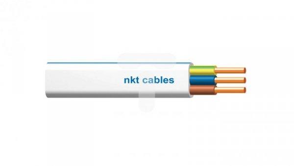 Przewód nkt instal plus YDYp 3x1,5 żo 450/750V /bębnowy/