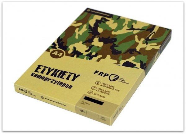 ETYKIETA A4 64x33,8 QCT