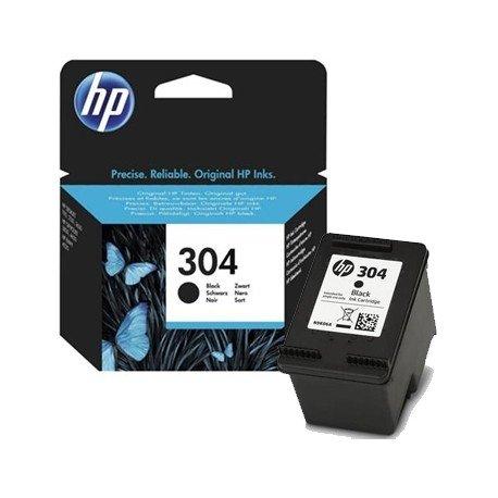 TUSZ ORYGINALNY do HP DeskJet 2620 2630 - HP 304  N9K06AE  Czarny