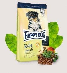 Happy Dog Dog  Baby Jagnięcina i Ryż  1kg