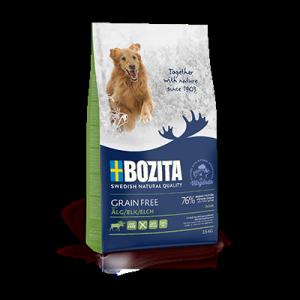 Bozita Adult Grain Free Łoś 12kg