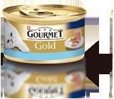 Gourmet Gold mus z tuńczykiem 85g