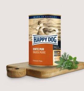 Happy dog puszka Kaczka 200g
