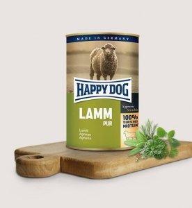 Happy dog puszka Jagnięcina 800g