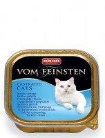 Animonda Von Feinsten Castrated  indyk+pstrąg 100g