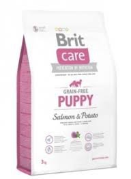BRIT CARE GRAIN FREE PUPPY SALMON & POTATO 12kg