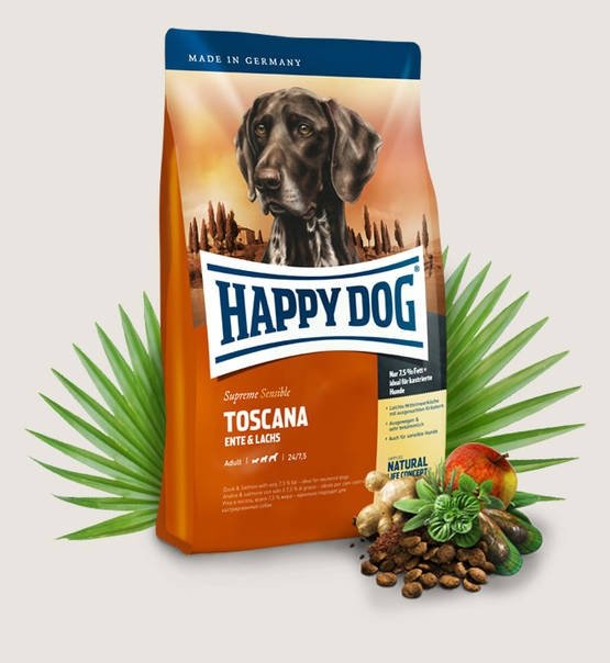 Happy Dog Fit & Well Supreme Toscana 12,5kg