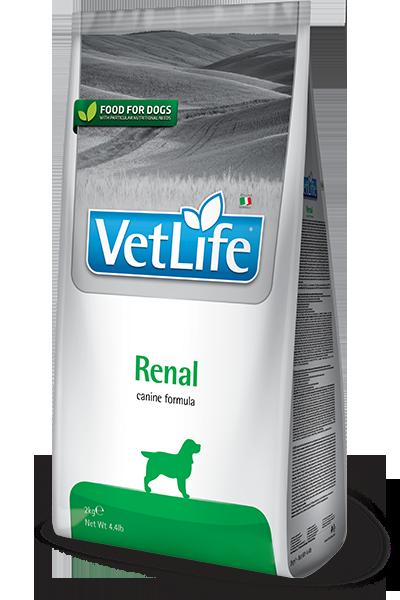 Farmina Vet Life Dog Renal  2kg