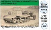 Mirror Models 35200 Russian Artillery Tractor T20 Early (1:35)