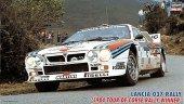 Hasegawa CR30 Lancia 037 1984 Corse (1:24)