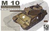 AFV Club 35024 M10 Tank Destroyer (1:35)