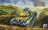 AFV Club 35209 US M24 Chaffee Korean War (1:35)