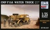 Mirror Models 35167 CMP Ford F15A Water truck, Cab 13 4x4 drive (1:35)