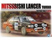 NuNu 24018 MITSUBISHI LANCER TURBO 1/24