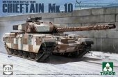 Takom 2028 BRITISH MAIN BATTLE TANK CHIEFTAIN Mk.10