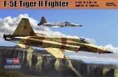 Hobby Boss 80207 F-5E Tiger II fighter (1:72)