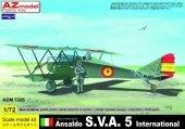 Admiral ADM7226 Ansaldo SVA.5 International (1:72)