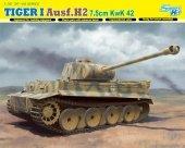 Dragon 6683 TIGER I Ausf.H2 7.5cm KwK 42 (1:35)