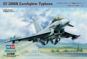 Hobby Boss 80265 EF-2000B Eurofighter Typhoon (1:72)