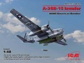 ICM 48282 A-26B-15 Invader, WWII American Bomber 1/48