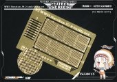Voyager Model FE48013 WWII Russian JS-2 tank Grills MENG 32571 1/48