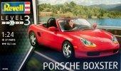 Revell 07690 Porsche Boxster 1/24