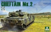 Takom 2040 British Main Battle Tank Chieftain Mk. 2 1/35