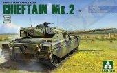 Takom 2040 British Main Battle Tank Chieftain Mk. 2 1/35