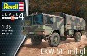 Revell 03257 LKW 5T.MIL Gl (4x4 Truck) (1:35)