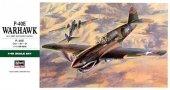 Hasegawa JT86 P-40E WARHAWK (1:48)