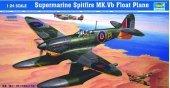 Trumpeter 02404 Spitfire Mk Vb Floatplane (1:24)