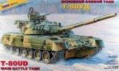 Zvezda 3591 T-80UD Main Battle Tank (1:35)