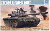 Trumpeter 05576 IDF Tiran-6 MBT (1:35)