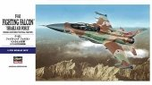Hasegawa E34 F-16 I Fighting Falcon Israeli Air Force (1:72)