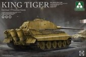 Takom 2096 King Tiger Inital production 1/35
