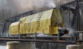 Hobby Boss 82922 German Panzerlok BR57 Armoured Locomotive 1//72