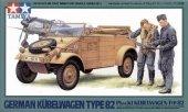 Tamiya 32501 German VW Kubelwagen type 82 (1:48)