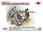 ICM 35697 WWI Austro-Hungarian MG Team 1/35