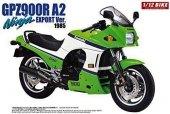Aoshima 05397 Kawasaki GPZ900R NINJA A2 (1:12)