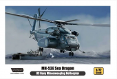 Wolfpack 17206 MH-53E Sea Dragon US NAVY Minesweeping Helicopter 1/72