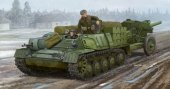 Trumpeter 09509 Soviet AT-P artillery tractor 1/35